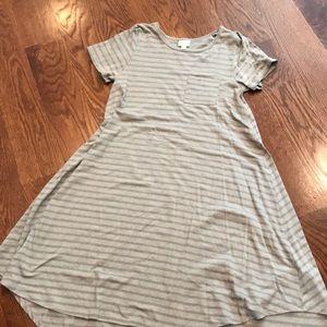 LuLaRoe Carly dress size xs